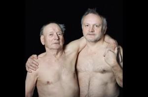 Gregoire Korganow, Far och son