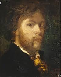 Gustave Moreau självpoträtt