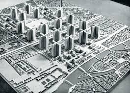 Corbusier stad för 3 miljoner