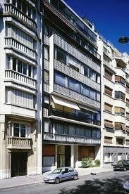 Corbusiers bostad och ateljé på  översta våningen