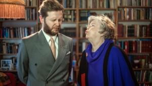 Ragnar Kjartansson - me and my mother