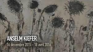 Anselm Kiefer Centre Pompidou