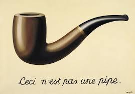 Magritte, det är inte en pipa